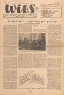 Wieś, 1948.02.08 nr 6