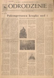 Odrodzenie : tygodnik, 1949.01.30 nr 5