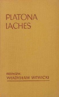 Platona Laches