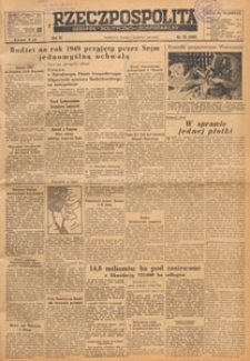 Rzeczpospolita i Dziennik Gospodarczy, 1949.04.01 nr 89