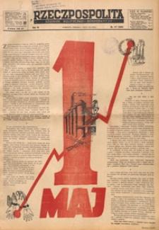 Rzeczpospolita i Dziennik Gospodarczy, 1949.05.01 nr 117