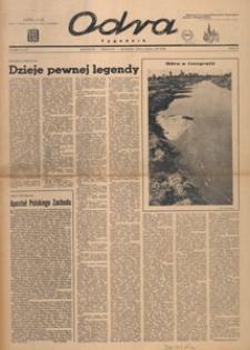 Odra : tygodnik literacko-społeczny, 1947.05.04 nr 18