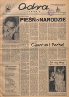 Odra : tygodnik literacko-społeczny, 1947.08.03 nr 31