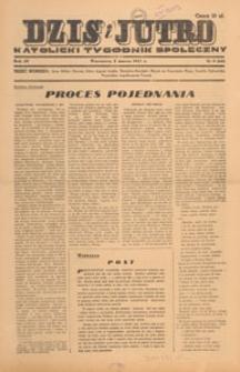 Dziś i Jutro : katolicki tygodnik społeczny, 1947.03.30 nr 13
