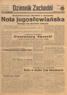 Dziennik Zachodni, 1947.02.13 nr 43