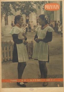 Przyjaźń : organ Towarzystwa Przyjaźni Polsko-Radzieckiej, 1949.09.04 nr 35