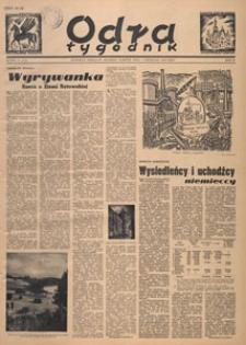 Odra : tygodnik, 1948.11.07 nr 45