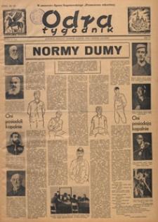 Odra : tygodnik, 1948.12.05 nr 49