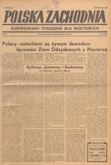Polska Zachodnia : tygodnik : organ P.Z.Z., 1946.10.06 nr 40