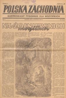 Polska Zachodnia : tygodnik : organ P.Z.Z., 1946.11.03 nr 44