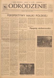 Odrodzenie : tygodnik, 1949.03.06 nr 10