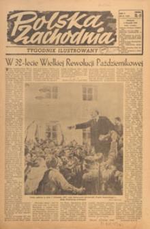 Polska Zachodnia : tygodnik : organ P.Z.Z., 1949.11.06 nr 44