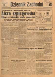 Dziennik Zachodni, 1948.04.17 nr 107