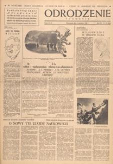 Odrodzenie : tygodnik, 1949.12.11 nr 50