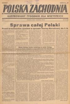 Polska Zachodnia : tygodnik : organ P.Z.Z., 1946.12.08 nr 49