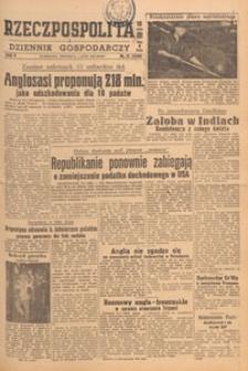 Rzeczpospolita i Dziennik Gospodarczy, 1948.02.18 nr 47