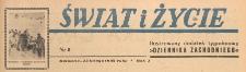 Świat i życie. Ilustrowany dodatek tygodniowy Dziennika Zachodniego, 1947.02.23 nr 8