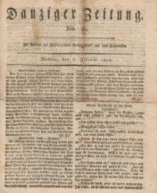 Danziger Zeitung, 1813.02.08 nr 21