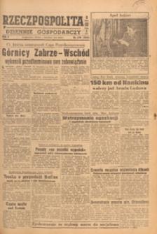 Rzeczpospolita i Dziennik Gospodarczy, 1948.12.22 nr 351