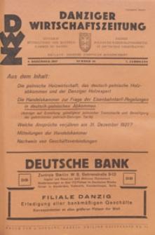Danziger Wirtschaftszeitung, 1927.12.02 nr 48