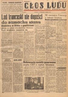Głos Ludu : pismo codzienne Polskiej Partii Robotniczej, 1947.12.20 nr 349