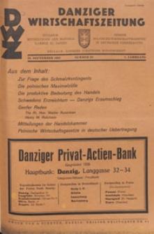 Danziger Wirtschaftszeitung, 1927.09.23 nr 38