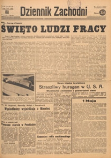 Dziennik Zachodni, 1947.05.04 nr 120