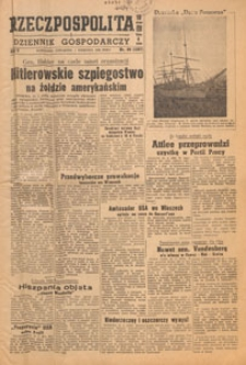 Rzeczpospolita i Dziennik Gospodarczy, 1948.04.24 nr 111