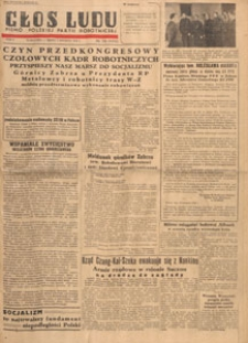 Głos Ludu : pismo codzienne Polskiej Partii Robotniczej, 1948.12.07 nr 337