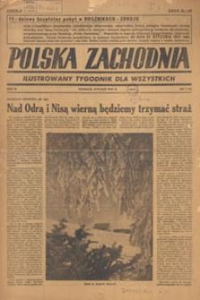 Polska Zachodnia : tygodnik : organ P.Z.Z., 1947.01 nr 2