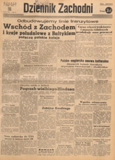 Dziennik Zachodni, 1948.02.14 nr 44