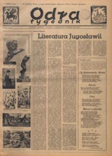 Odra : tygodnik literacko-społeczny, 1947.11.23 nr 47