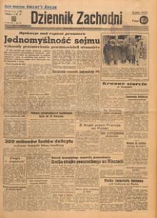 Dziennik Zachodni, 1947.11.06 nr 304