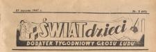 Świat Dzieci. Dodatek tygodniowy Głosu Ludu, 1946.01.27 nr 5