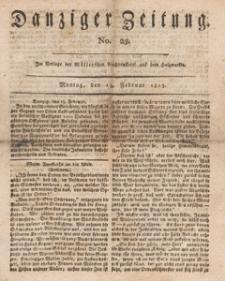 Danziger Zeitung, 1813.02.15 nr 25
