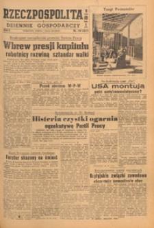 Rzeczpospolita i Dziennik Gospodarczy, 1948.05.22 nr 138