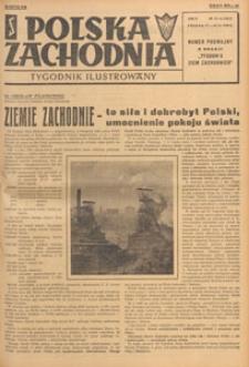 Polska Zachodnia : tygodnik : organ P.Z.Z., 1948.04.24-05.09 nr 17