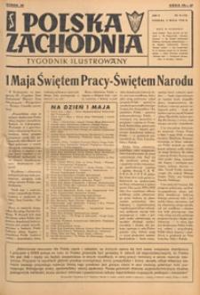 Polska Zachodnia : tygodnik : organ P.Z.Z., 1948.05.29 nr 22
