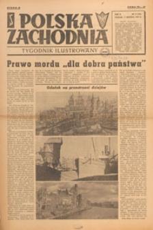 Polska Zachodnia : tygodnik : organ P.Z.Z., 1947.08.17 nr 33