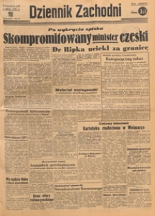 Dziennik Zachodni, 1948.03.08 nr 67