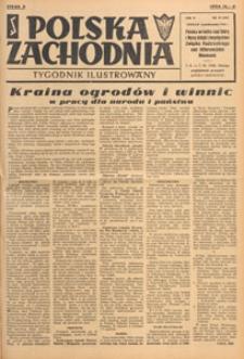 Polska Zachodnia : tygodnik : organ P.Z.Z., 1948.10.31 nr 43