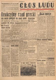 Głos Ludu : pismo codzienne Polskiej Partii Robotniczej, 1947.11.05 nr 305