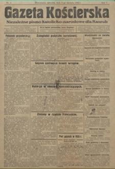 Gazeta Kościerska, 1934, nr85