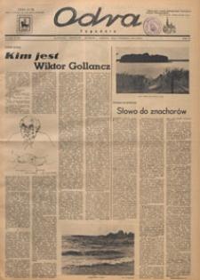 Odra : tygodnik literacko-społeczny, 1947.09.21 nr 38
