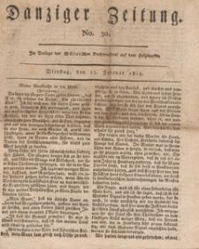 Danziger Zeitung, 1813.02.23 nr 30