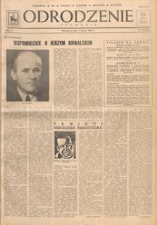 Odrodzenie : tygodnik, 1948.03.14 nr 11