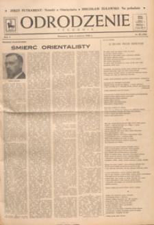 Odrodzenie : tygodnik, 1948.06.13 nr 24