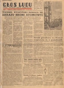 Głos Ludu : pismo codzienne Polskiej Partii Robotniczej, 1948.10.27 nr 297