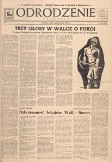 Odrodzenie : tygodnik, 1949.10.23 nr 43