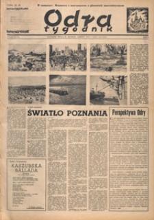 Odra : tygodnik, 1949.07.10 nr 25